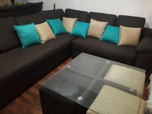 Muebles juego de sala
