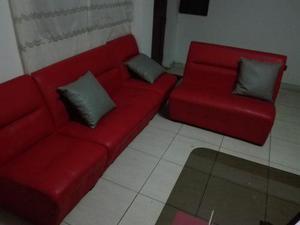 Muebles modulares,sillones