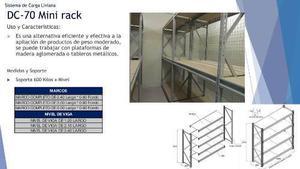 Estanteria metalica angulos ranurados   ANUNCIOS marzo    083312b1bd20