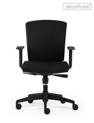 Silla operativa ergonomica modelo flash para oficina en Lima ...