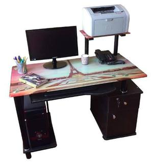 Super liquidación escritorio con diseño / mueble de