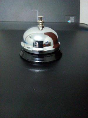 Timbre bell para hotel hostal restaurantes 100%