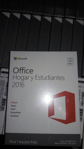 Microsoft office hogar y estudiantes caja retail