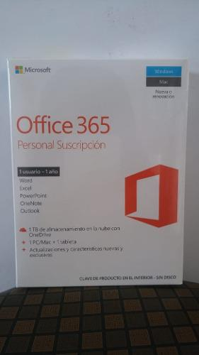 Office 365 1pc personal