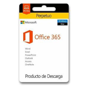 Office profesional plus 2016 365 bits esd original