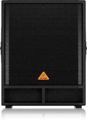 Caja acustica bajo 18 400/1600w behringer vp1800s