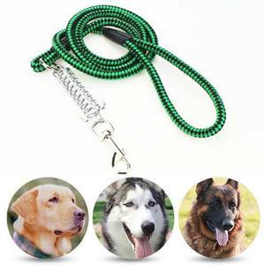 Correa perro mascota pp crucifera cojin soga nylon relleno