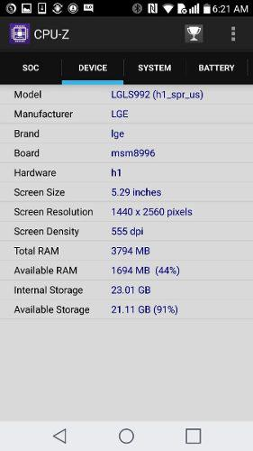 Lg g5 4gb ram,16mpx, color blanco, totalmentee nuevo ! lte