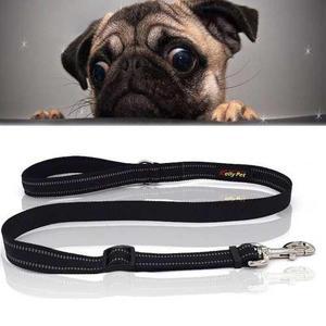 Perro mascota noche nylon reflectante 100-140cm