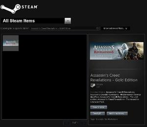 Assassin's creed revelations gold - digital steam (pc - row)