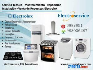 Electrolux servicio tecnico mantenimiento de