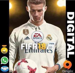 Fifa 2018 - origin