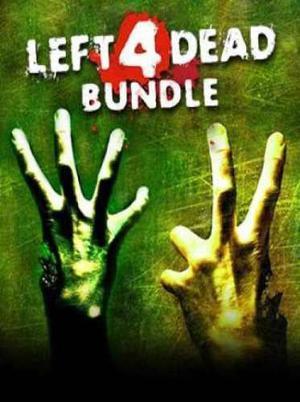 Left 4 dead bundle (left 4 dead & left 4 dead 2) steam pc