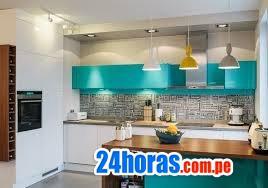Muebles de cocina a medidas reposteros y alacenas