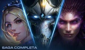 Starcraft 2 saga completa rockestore