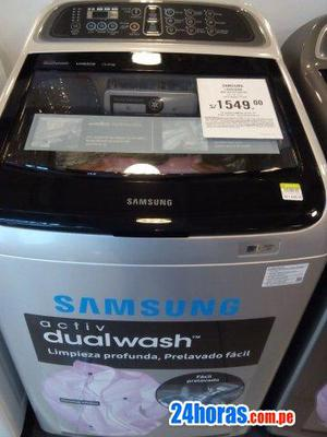 Vendo lavadora samsung nueva