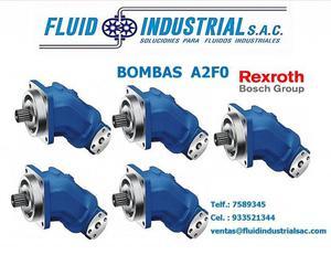 Bomba rexroth a2fo