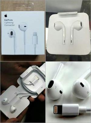 bada997f545 Audífonos earpods lightning apple iphone 7 - 100% original