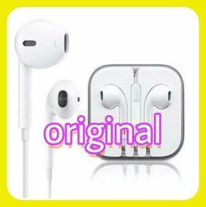 60257115794 Audifonos apple earpods originales 100% iphone 6 6s 5s 4s ip