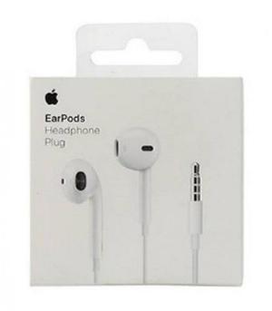 Audifonos earpods iphone 4/5/5s/6/6s nuevo original caja ofe
