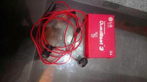 Remato audifono quadbeat 3 lg nuevo original