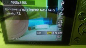 Usado, CAMARA SEMI PROFESIONAL segunda mano  Chiclayo (Lambayeque)