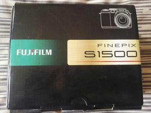 Cámara fujifilm s1500