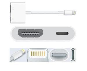 Usado, ADAPTADOR APPLE DE LIGHTNING A HDMI PARA IPHONE IPAD + segunda mano  Perú