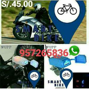 Cargador de celular para moto y bicimoto