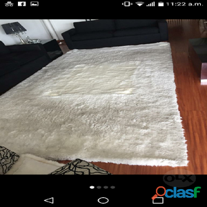 Venta de alfombras seminuevas poco uso