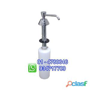 Dispensador de jabón líquido de mesa 500 ml