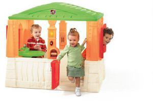 Casa, casita para niños, juegos infantiles. - step2