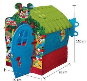 Casitas de plástico armables para niños juegos juguete