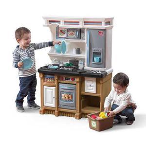 Cocina juguete custom kitchen step2 niño niña kids