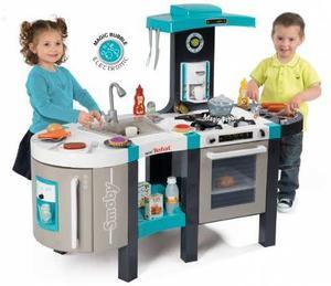Cocina juguete tefal frances smoby niña niño