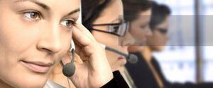 Publicidad para la espera telefonica en centrales telefonica