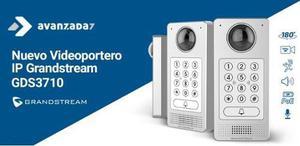 Videoportero ip de grandstream gds3710