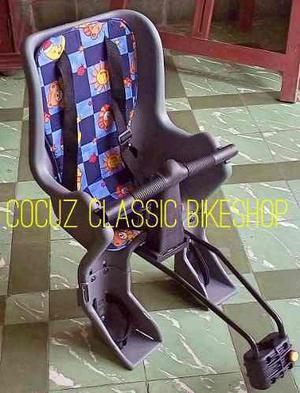 Asiento silla butaca portabebe importado nuevo para bicis