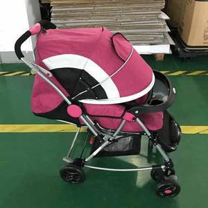 Coche cuna mecedora de paseo para bebes y niños nuevo