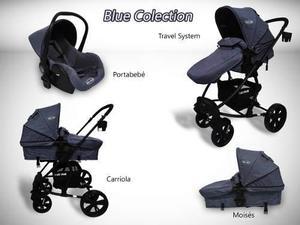 Coche cuna para bebé 3 posiciones exclusivo nuevo caja
