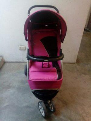 d2e3e9c87 Coche de paseo para bebe de 3 ruedas rosado en Lima 【 REBAJAS Junio ...