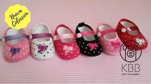 Lindas ballerinas para bebes