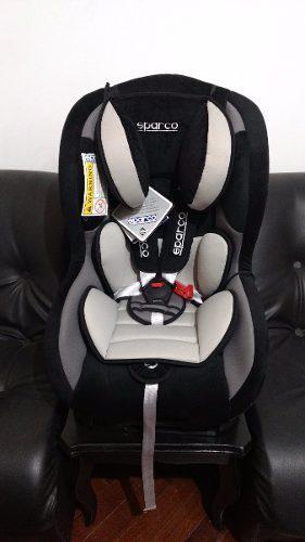 Silla de auto para bebe sparco f500k de 0 a 18 kilos