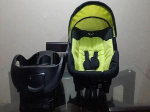 Silla para auto e baby reclinable portabebe y mecedora bebe