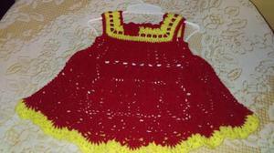 Bebes Vestidos Crochet Rebajas Noviembre Clasf