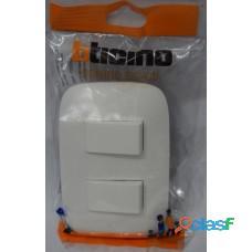 tomacorriente bticino y interruptores 955548105