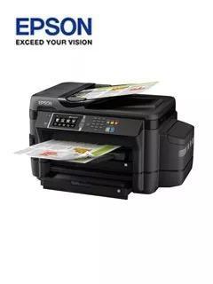 Ep Multifuncional De Tinta Continua Epson L1455, Imprime/esc