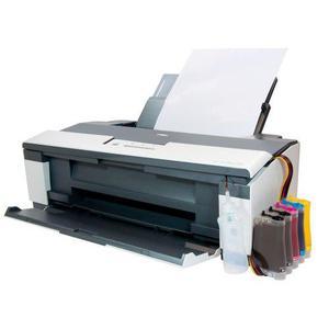Impresora epson stylus office t1110 a3 mas ciss