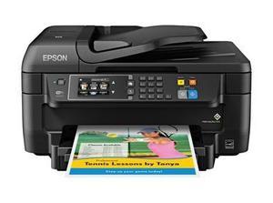 Impresora epson workforce pro wf-2760