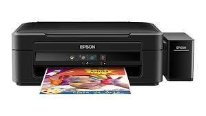 Impresora Multifuncional De Tinta Continua Epson L380,